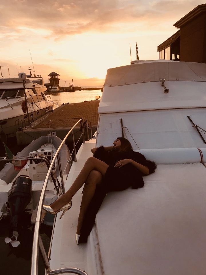 Un weekend da V.I.P Yacht suite, in barca… come inHotel!