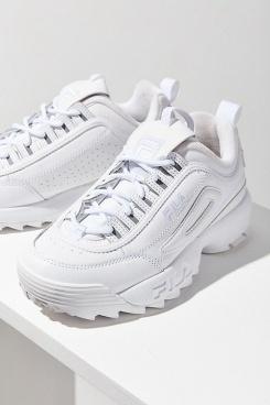 Fila 225Scarpe Fila Disruptor 2 Premium Mono Fila Donna Fila Sneaker porpora Fila Blu_LRG
