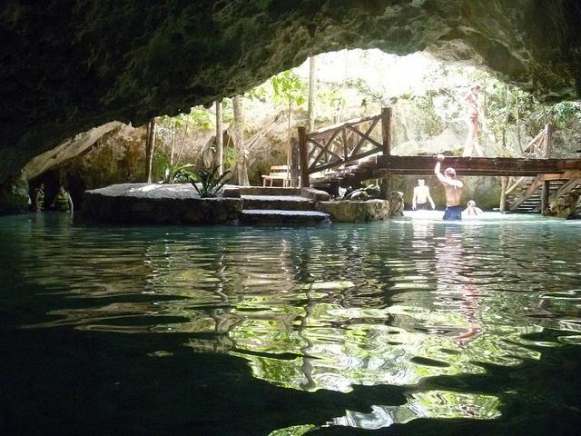 Swiming-Gran-Cenote